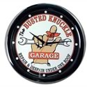 """Click here for more information about Busted Knuckle 12"""" Wall Clock"""