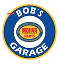 Click here for more information about Personalized Mopar Garage Metal Sign