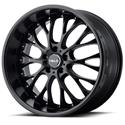 Click here for more information about Helo HE89028512735 - Helo Series HE890 Satin Black Wheels