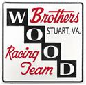 Click here for more information about Wood Brothers Racing Team Sign