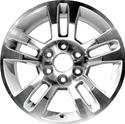 Click here for more information about Jante Wheel ALY05646U10N - Jante Replacement Wheels