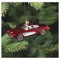 Click here for more information about 1957 Corvette Glass Ornament