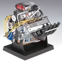 Click here for more information about Summit Gifts 84029 - 1:6 Scale Die-Cast Top Fuel 427 Ford SOHC Engine