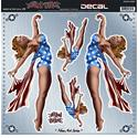 Click here for more information about USA Pinup Girl Nose Art Decals