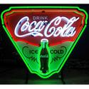 Click here for more information about Summit Gifts 5CCICE - Ice Cold Coke Neon Sign