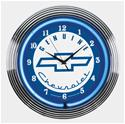 Click here for more information about Genuine Chevrolet Neon Clock