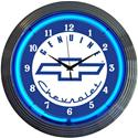 Click here for more information about Summit Gifts 8CHEVY - Genuine Chevrolet Neon Clock