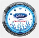 Click here for more information about Ford Racing Neon Clock