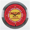 Click here for more information about Mopar Neon Clock