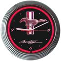 Click here for more information about Mustang Neon Clock