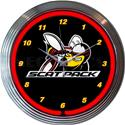 Click here for more information about Scat Pack Logo Neon Clock