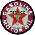 Click here for more information about Summit Gifts 9TXOIL - Texaco Motor Oil 36 in. Diameter Neon Sign