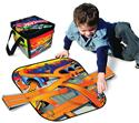 Click here for more information about HOT WHEELS™ ZipBin® Ramp It Up! Tote