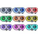 Click here for more information about Oracle Lighting 7720-333 - Oracle ColorSHIFT Halo Headlights