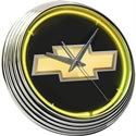 Click here for more information about Chevy Bowtie Neon Clock