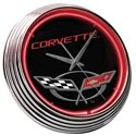 Click here for more information about Corvette Neon Clock