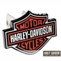 Click here for more information about Harley-Davidson® Hitch Receiver Covers