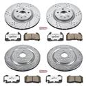 Click here for more information about Power Stop K5603-26 - Power Stop Z26 Street Warrior Performance Brake Kits