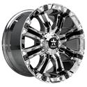 Click here for more information about Rolling Big Power 94R-2010-63-12C - RBP 94R Chrome Wheels with Gloss Black Inserts