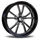Click here for more information about RC Components CS74004-01E - RC Components Torx Eclipse Gloss Black Wheels