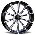 Click here for more information about RC Components CS74531-03E - RC Components Hammer Eclipse Gloss Black Wheels