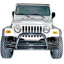 Click here for more information about Rugged Ridge Front Tube Bumpers