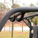 Click here for more information about Rugged Ridge 63305.05 - Rugged Ridge Dual UTV Grab Straps