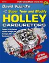 Click here for more information about SA Design SA216 - SA Design David Vizard's How to Super Tune and Modify Holley Carburetors