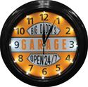 Click here for more information about Summit Gifts 125980 - Big Daddy's Garage LED Clock
