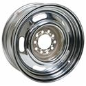 Click here for more information about Vision American Muscle 57 Rally Series Chrome Wheels