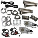 Click here for more information about Summit Racing SUM-670112-2 - Summit Racing® Complete Electric Exhaust Cutout Kits
