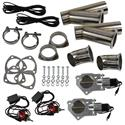 Click here for more information about Summit Racing SUM-670113-2 - Summit Racing® Complete Electric Exhaust Cutout Kits