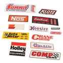 Click here for more information about Summit Racing® Bakers Dozen Decal Packs