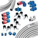 Click here for more information about Summit Racing SUM-PUMPKIT2 - Summit Racing® Fuel Line Combination Kits