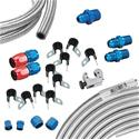 Click here for more information about Summit Racing SUM-PUMPKIT6 - Summit Racing® Fuel Line Combination Kits