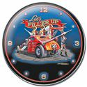Click here for more information about Let's Fill'er Up Wall Clock