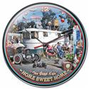 Click here for more information about The Good Life Wall Clock