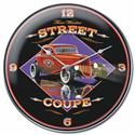 Click here for more information about Three Window Street Coupe Wall Clock