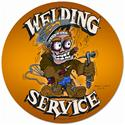 Click here for more information about Welding Service Metal Sign