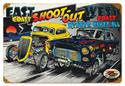 Click here for more information about East/West Coast Shootout Drag Racing Sign