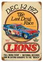 Click here for more information about Lions Last Race McEwen Sign