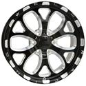 Click here for more information about Weld Racing Rekon F58B Black Wheels