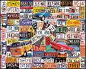 Click here for more information about License Plates Jigsaw Puzzle