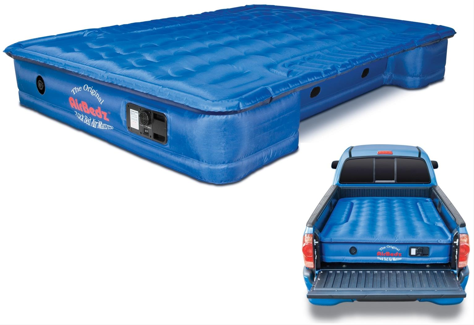 airbedz original truck bed air mattresses ppi 102 free shipping on orders over 99 at summit. Black Bedroom Furniture Sets. Home Design Ideas