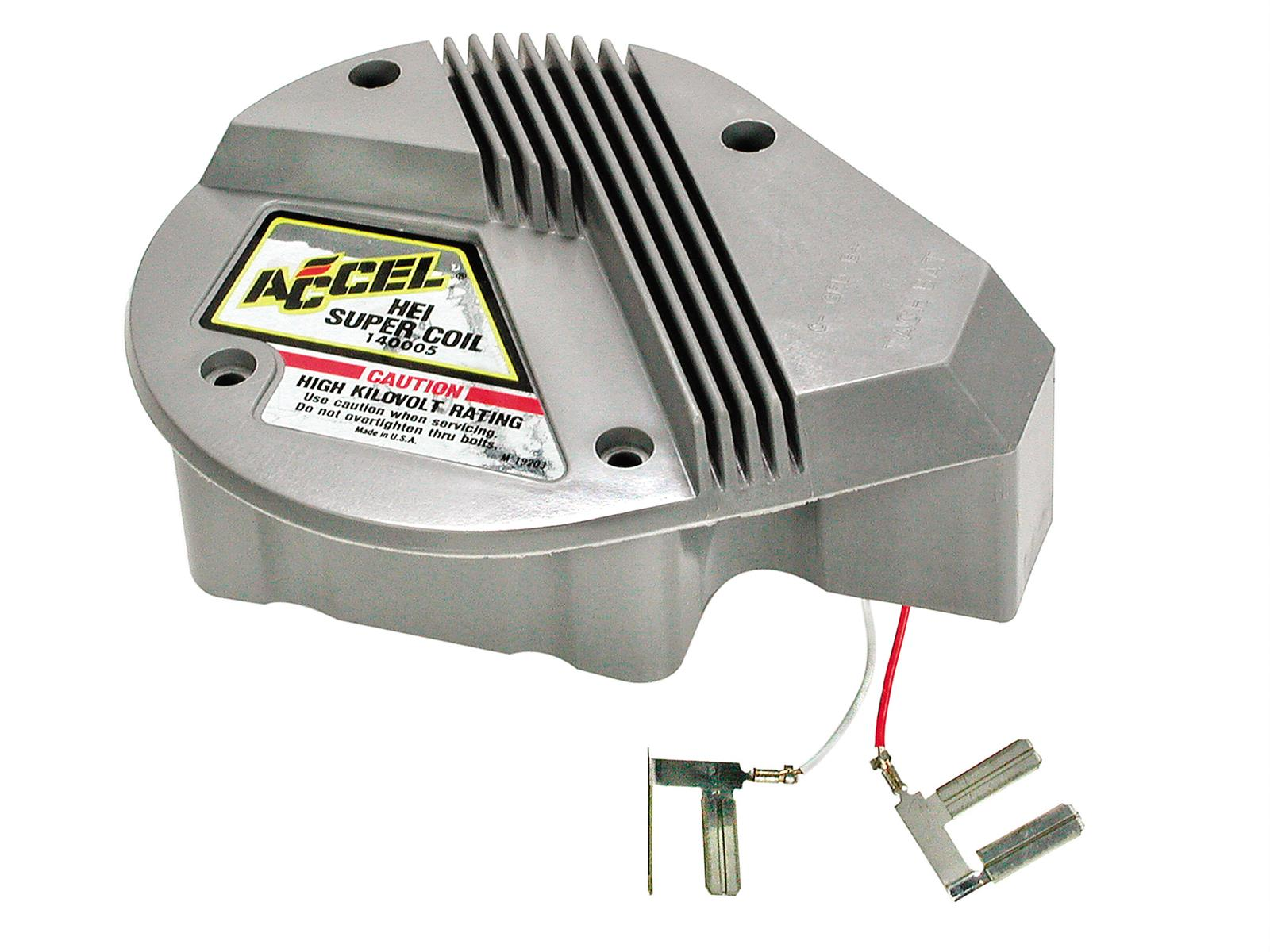 ACCEL GM HEI In-Cap Super Coils 140005Summit Racing