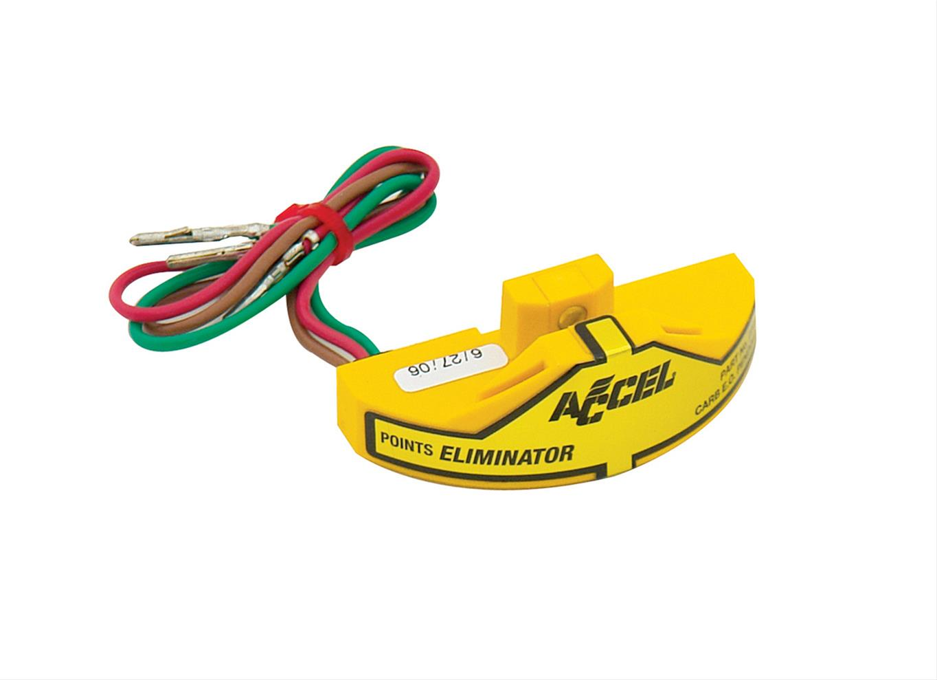 accel points eliminator replacement modules 2005 free shipping on rh summitracing com Accel Distributor Wiring Diagram Accel Points Eliminator Problems