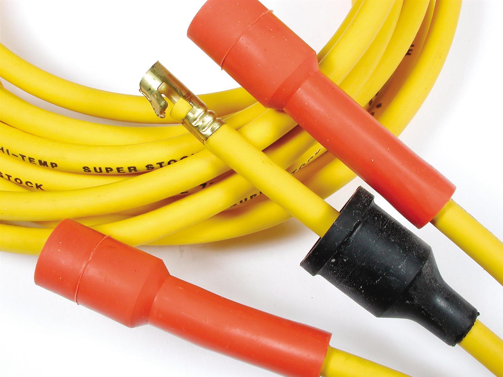 Accel Sprak Plug Wire Set