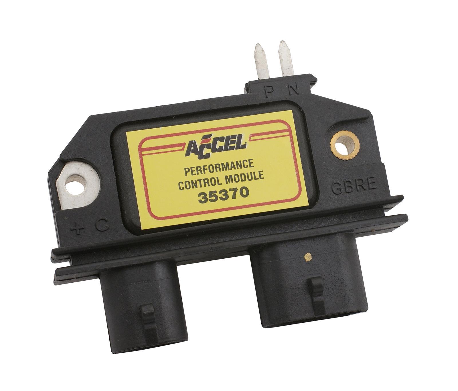ACCEL 35370 Ignition Module 8 Pin GM HEI Each eBay