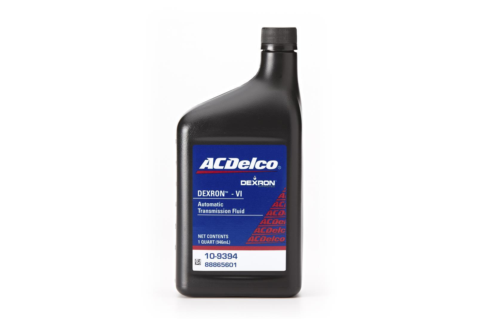 ACDelco DEXRON-VI Automatic Transmission Fluid 10-9394