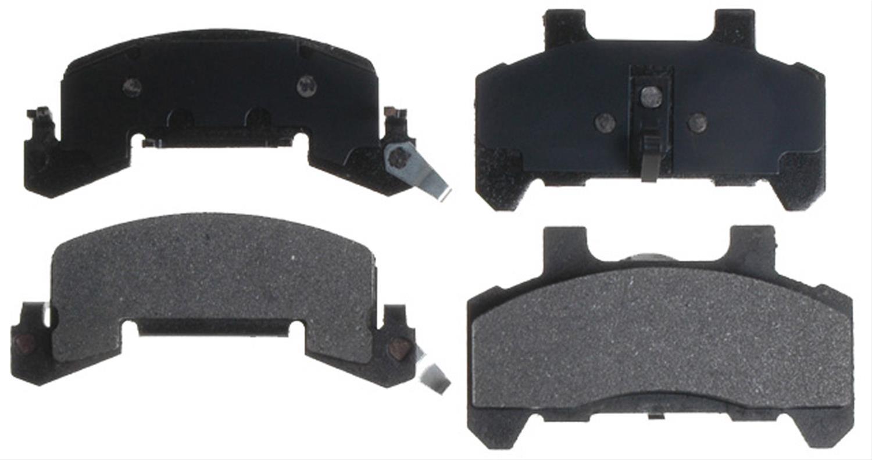 NEW PGD289M Raybestos Semi-Metallic Disc Brake Pads